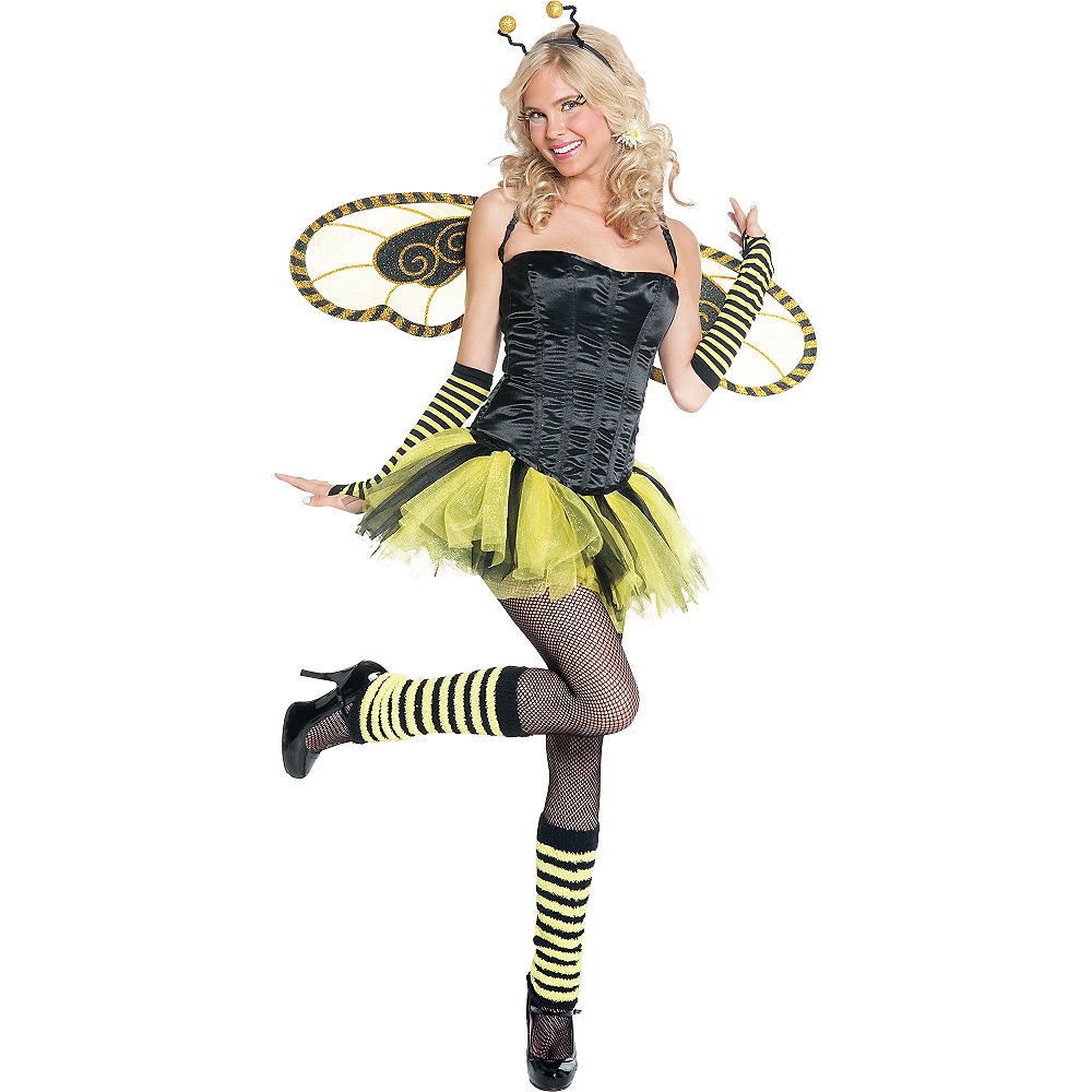 Adult Bumblebee Wings Image #2