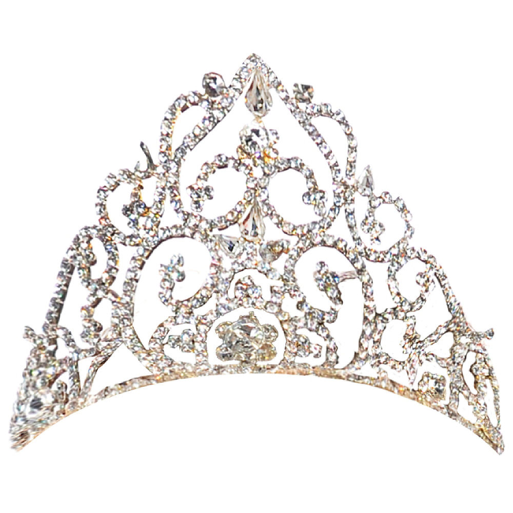 Deluxe Princess Tiara Image #1
