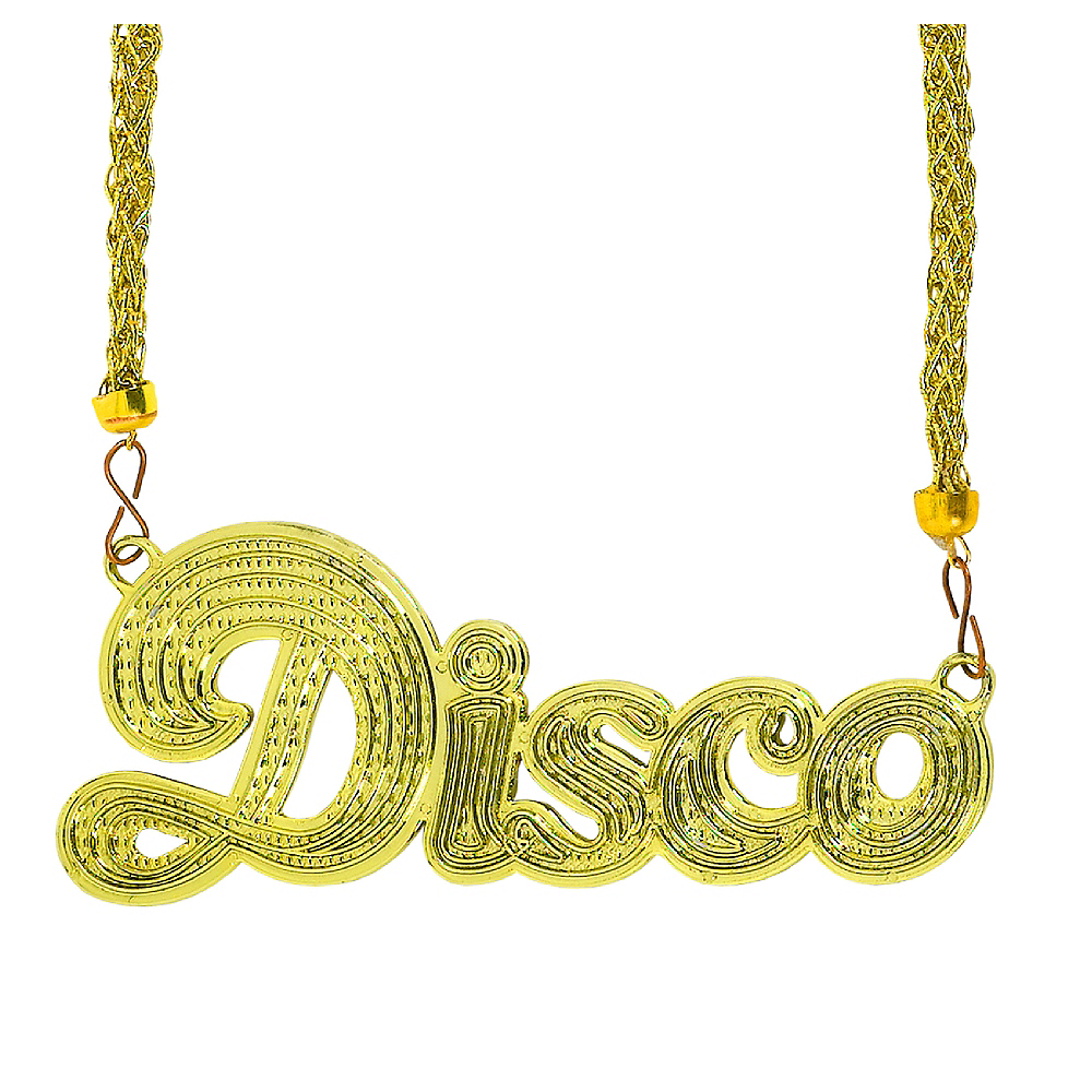 Disco Necklace Image #1