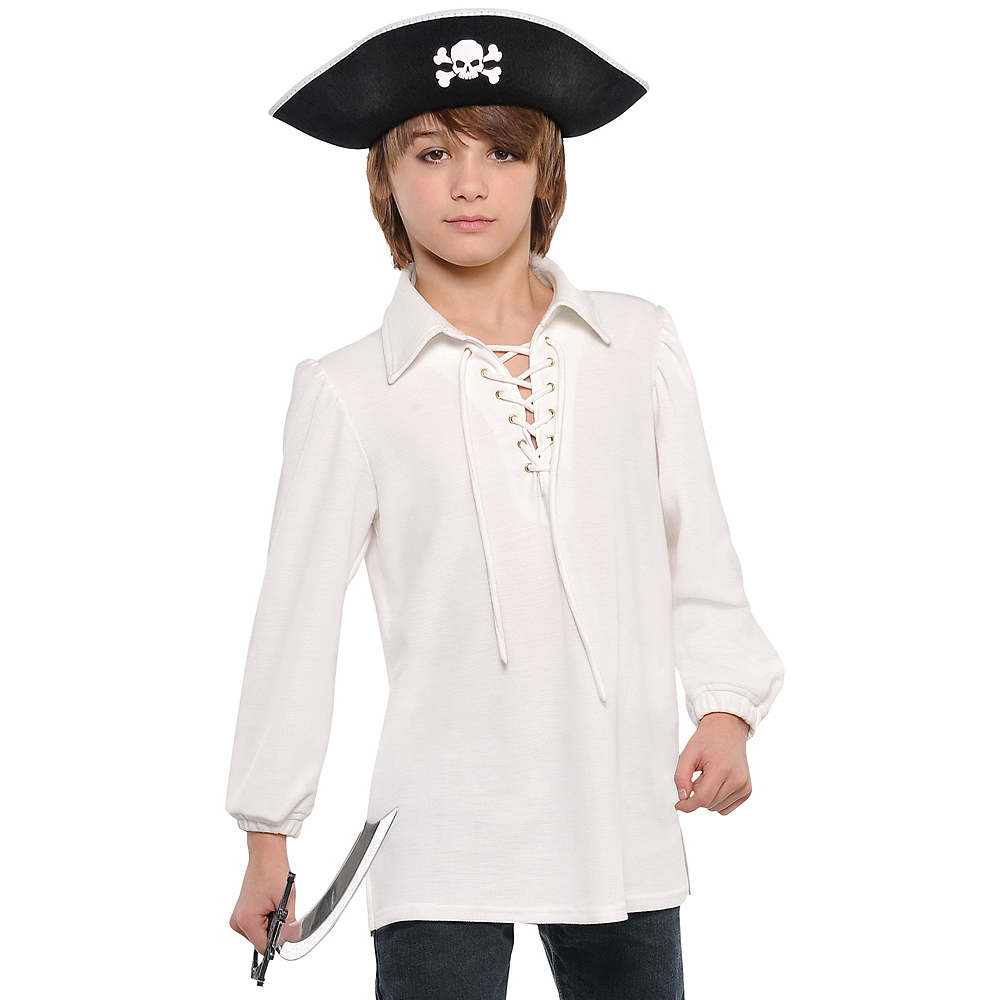 Child Pirate Shirt Image #1