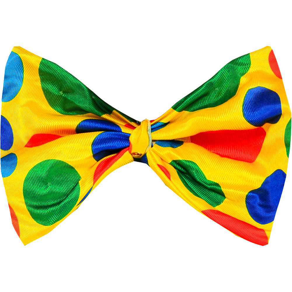 Clown Bow Tie Image #1
