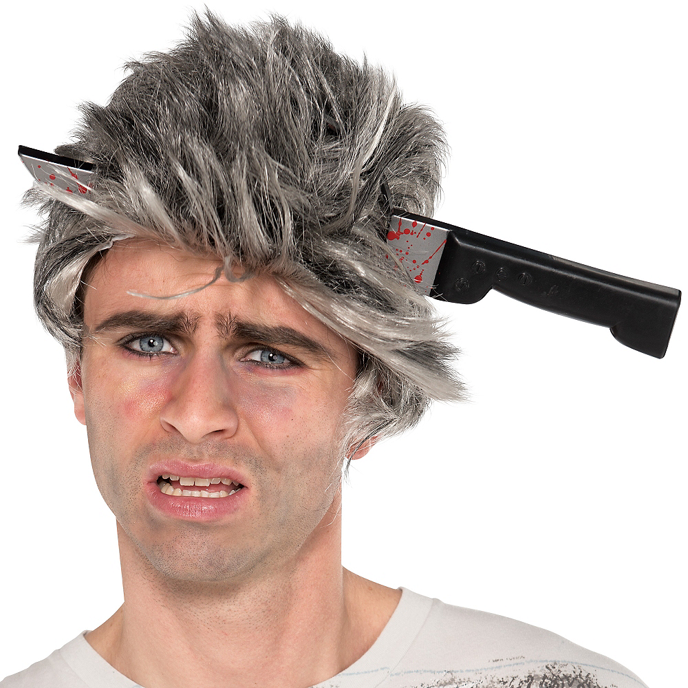 Knife Thru Head Headband Image #2