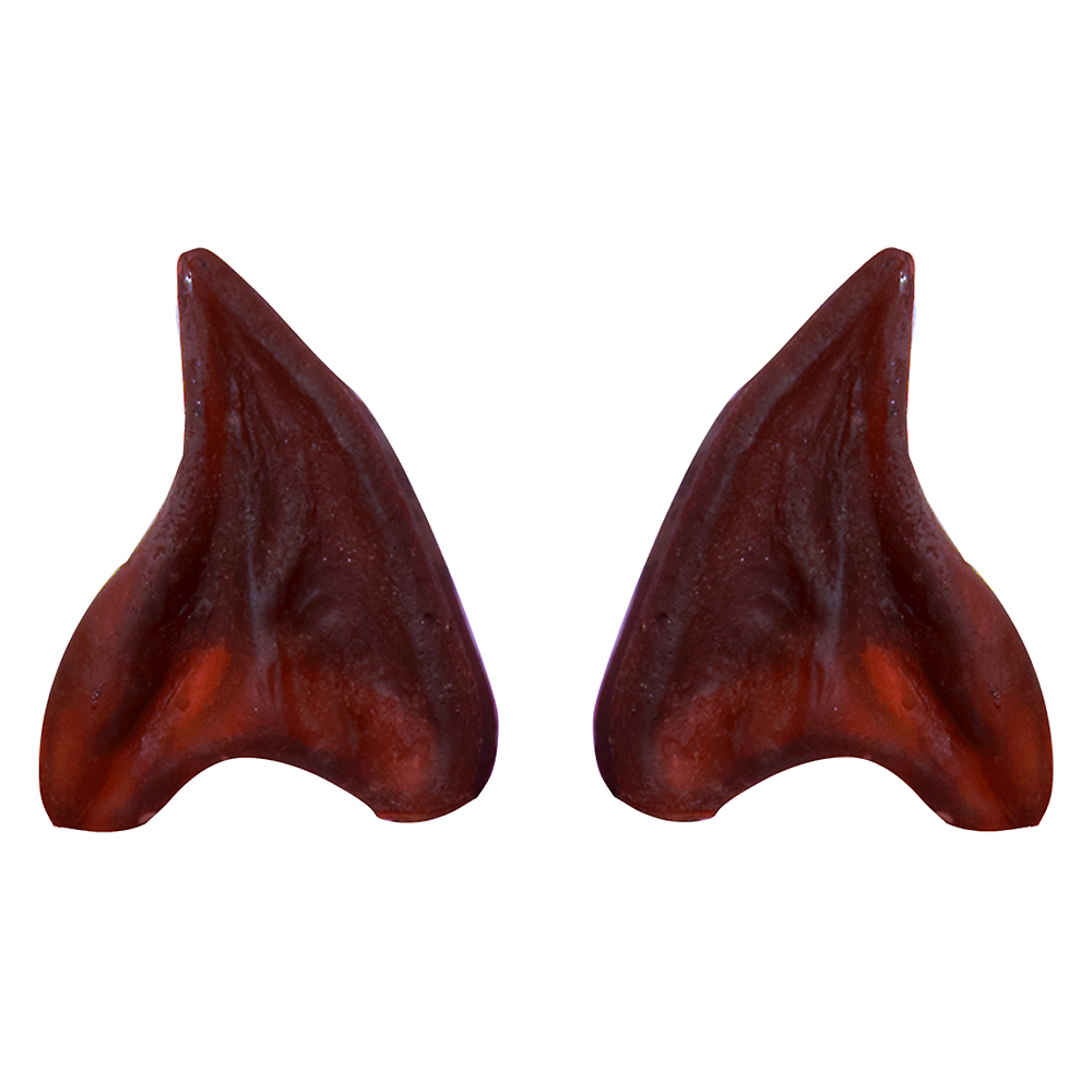 Latex Werewolf Ear Tips Image #1
