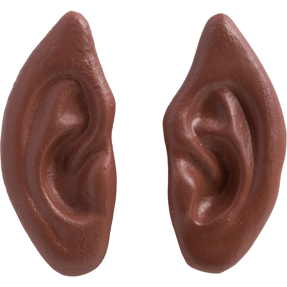 Pointed Werewolf Ears Image #1