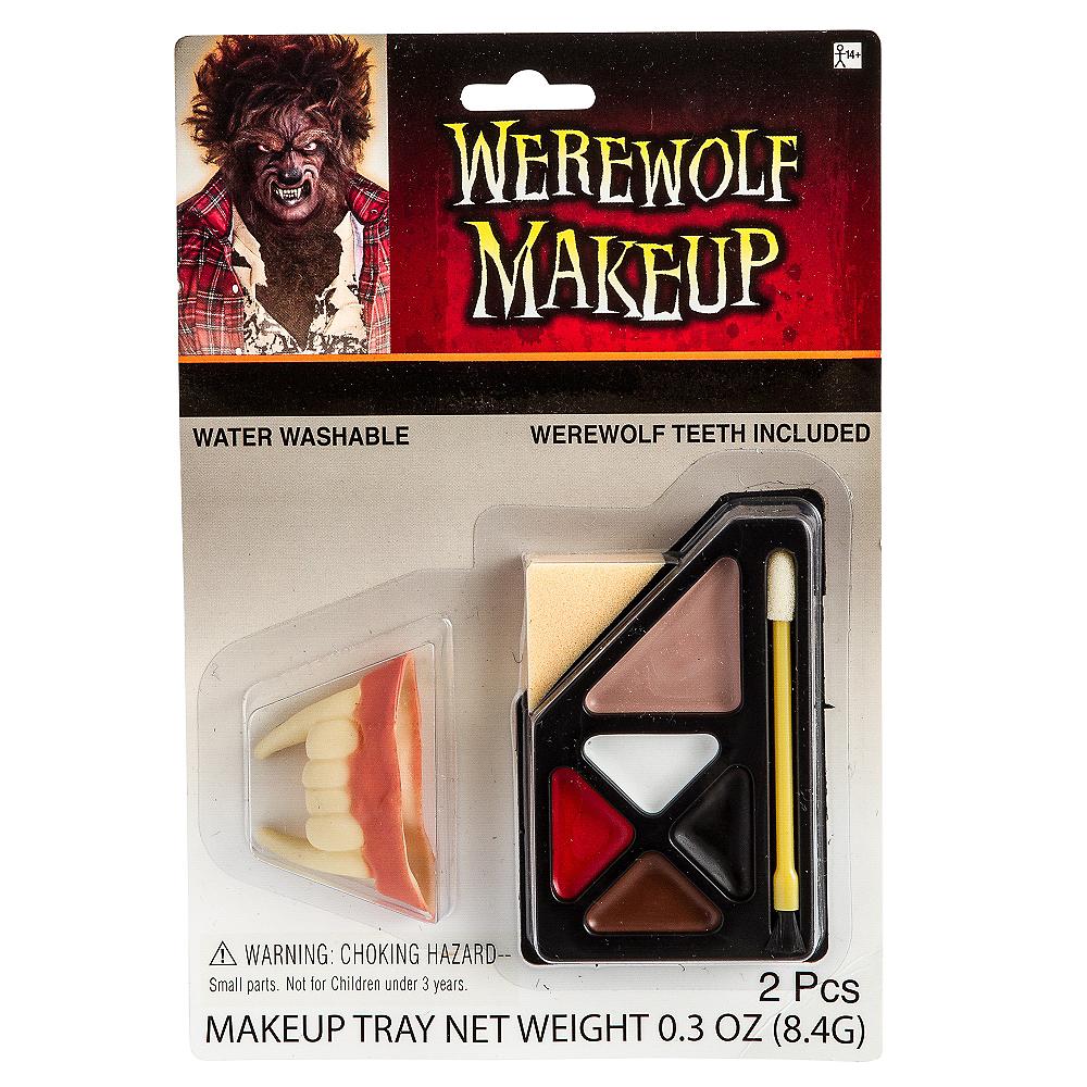 Werewolf Makeup Kit Image #1
