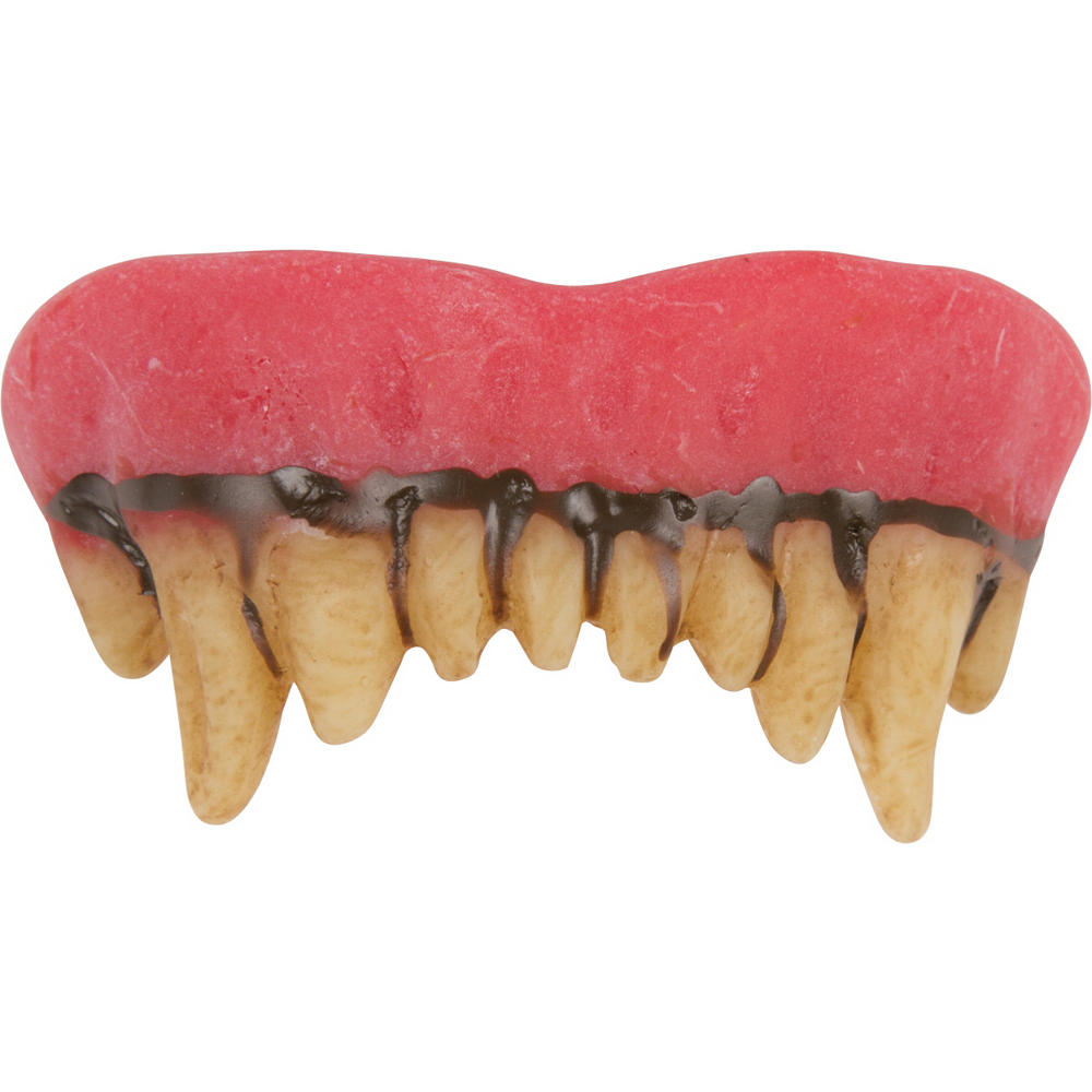 Fitted Werewolf Teeth Image #2