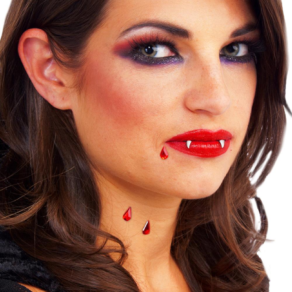 Vampire Blood Drop Jewels Image #2