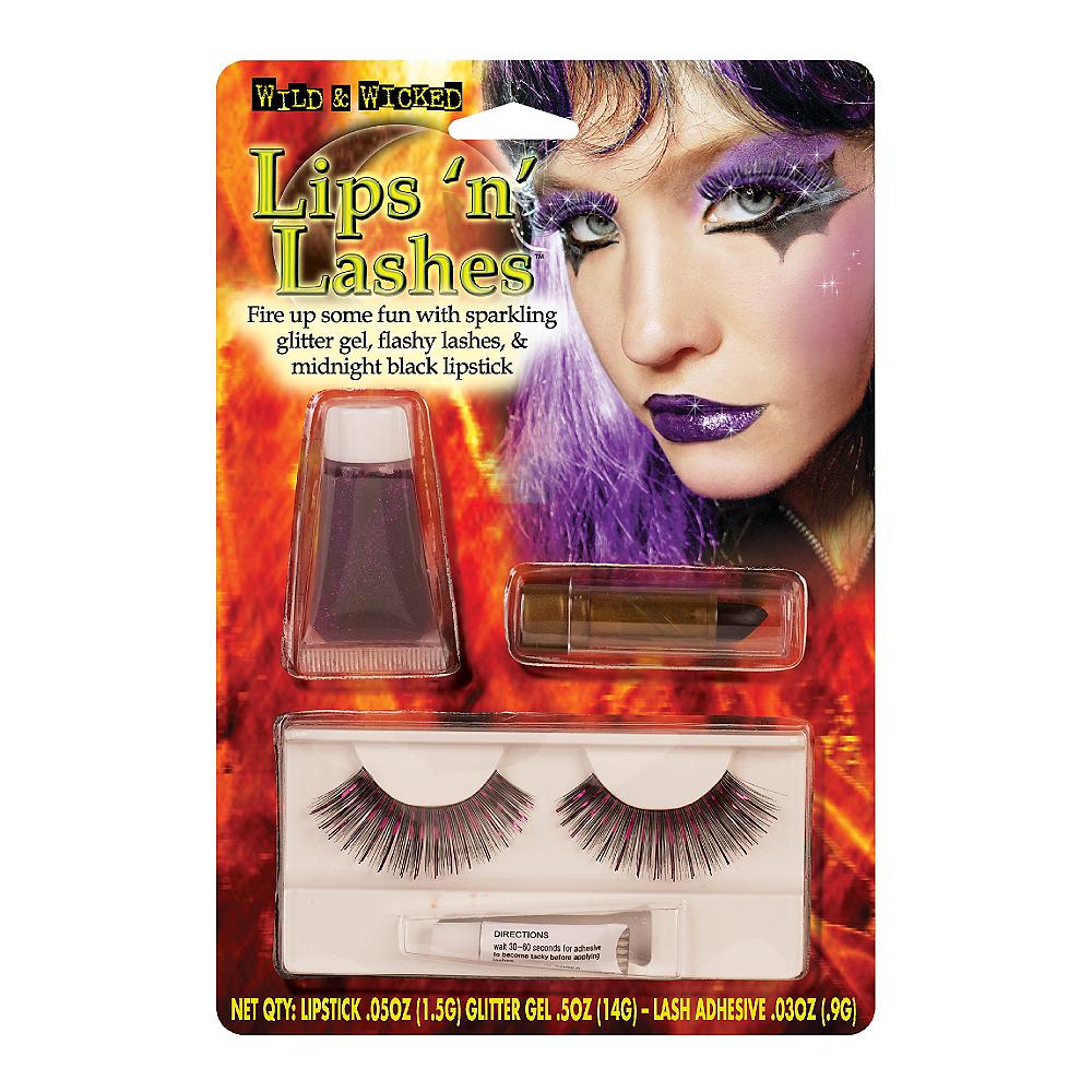 Vampiress Lips N' Lashes Kit Image #1
