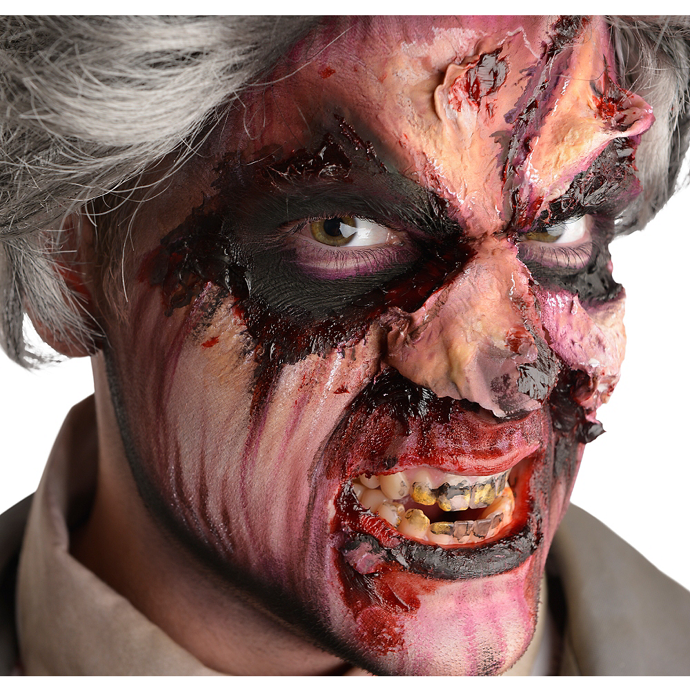 Ultimate Zombie Makeup Kit Image #1
