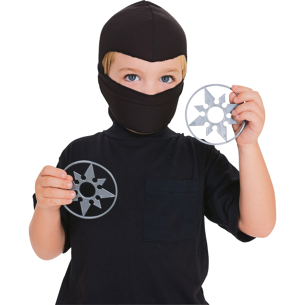 Child Ninja Accessory Kit Image #1