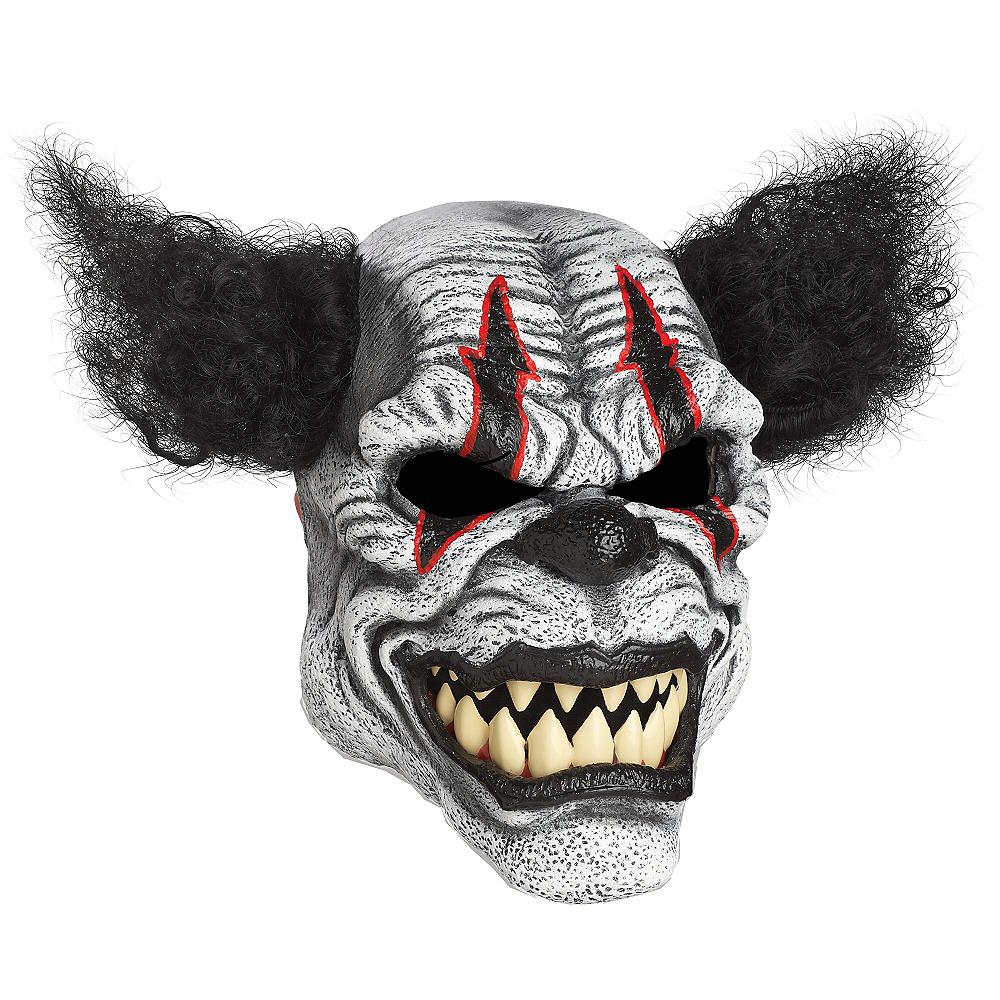 Last Laugh Motion Clown Mask Image #1