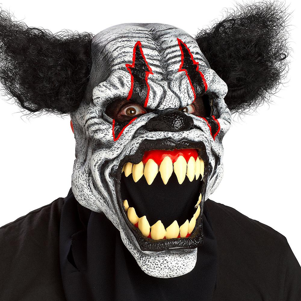 Last Laugh Motion Clown Mask Image #2