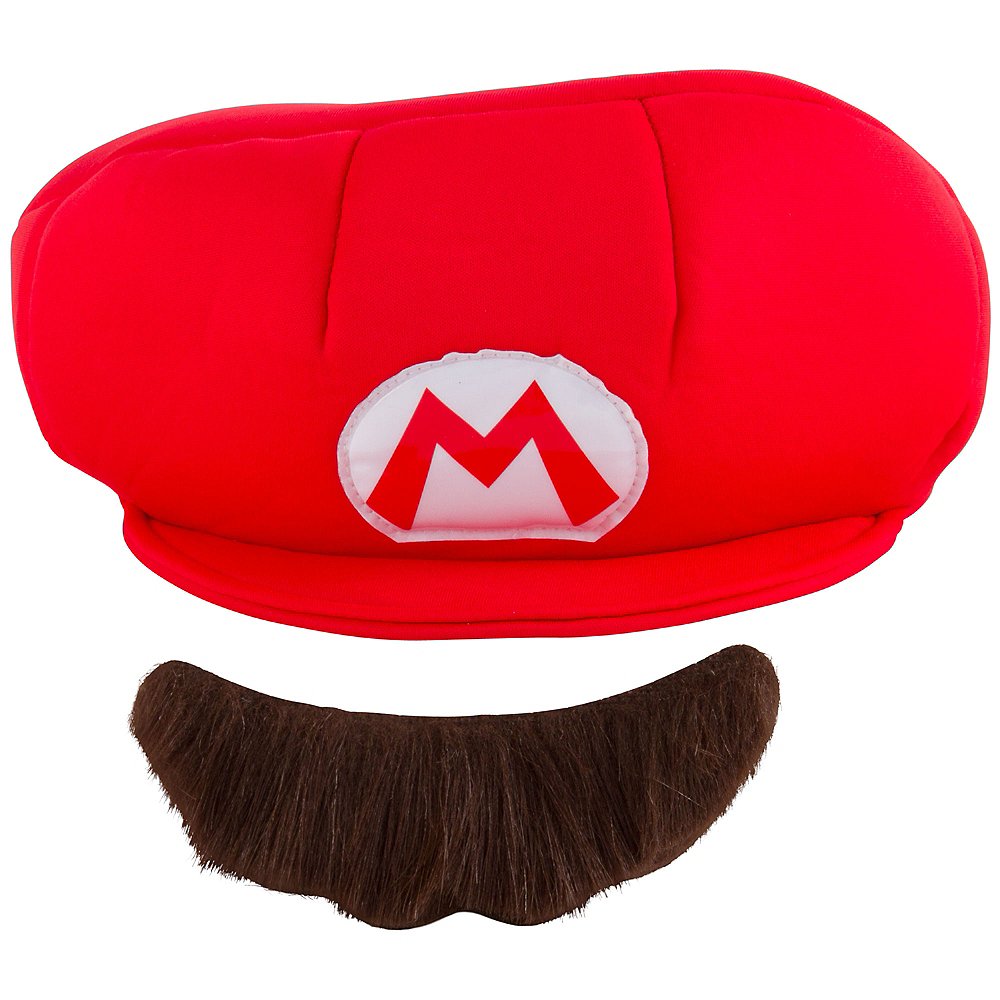 Super Mario Brothers Mario Accessory Kit Image #3