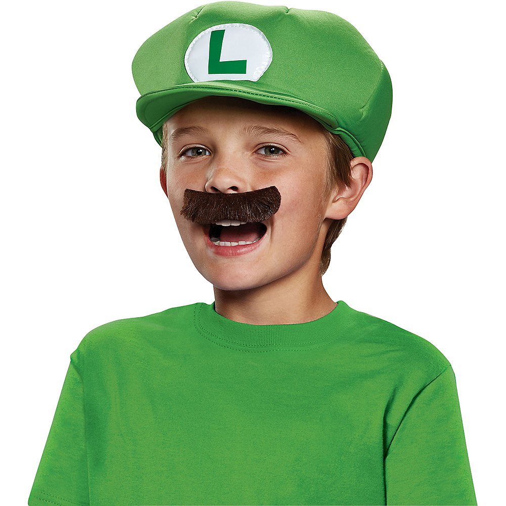 Super Mario Brothers Luigi Accessory Kit Image #1
