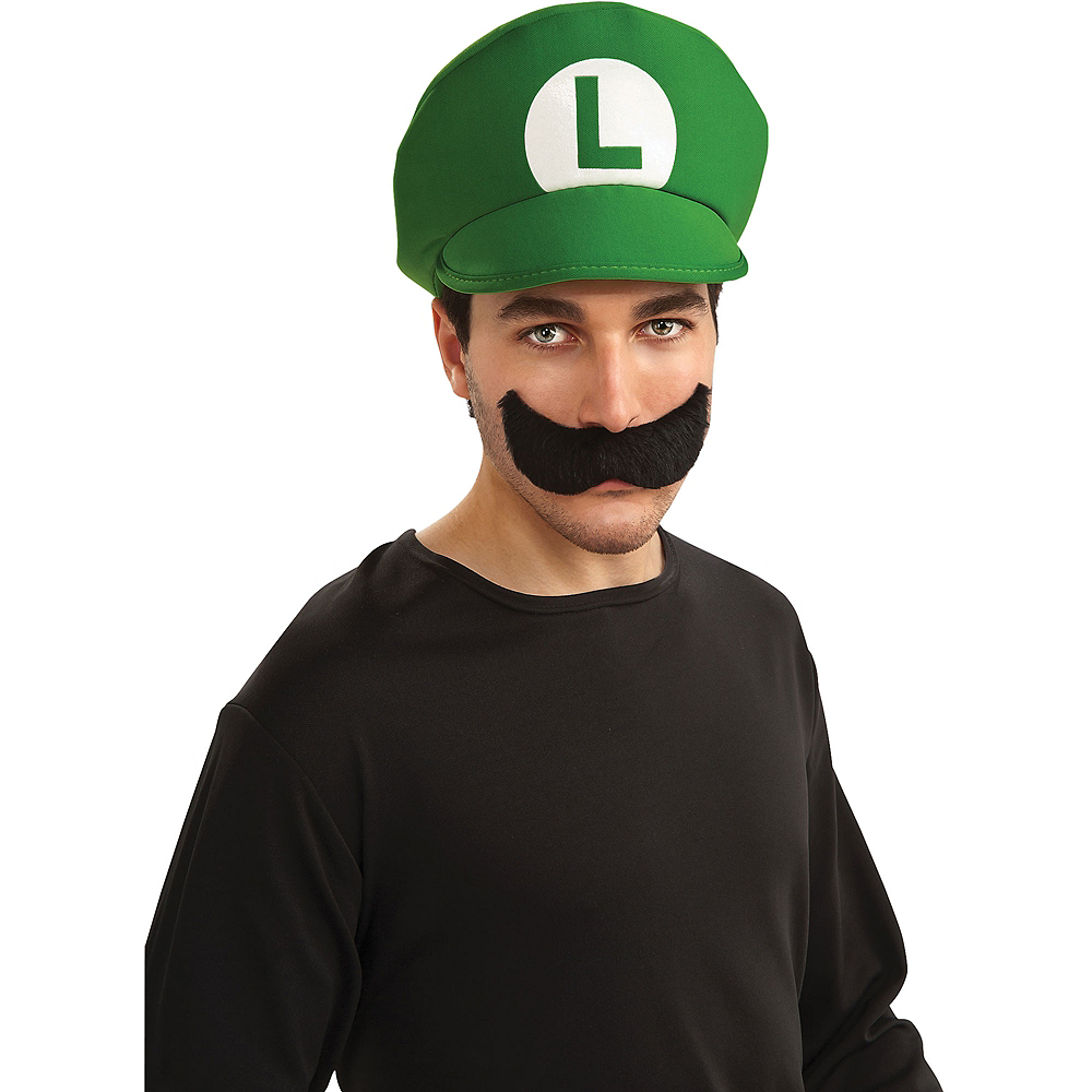 Super Mario Brothers Luigi Accessory Kit Image #2