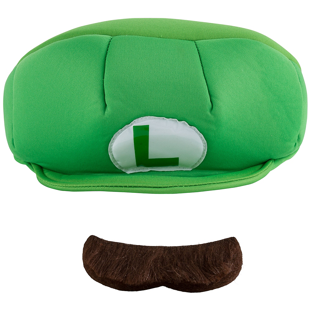 Super Mario Brothers Luigi Accessory Kit Image #3