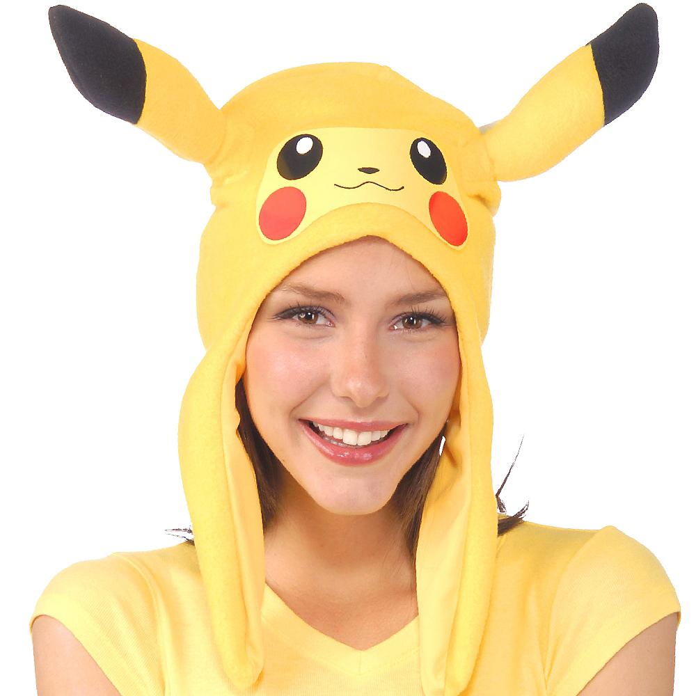 Pikachu Hood - Pokemon Image #2