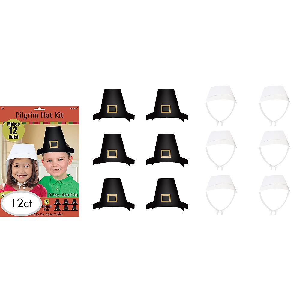 Pilgrim Hat Craft Kit for 12 Image #1