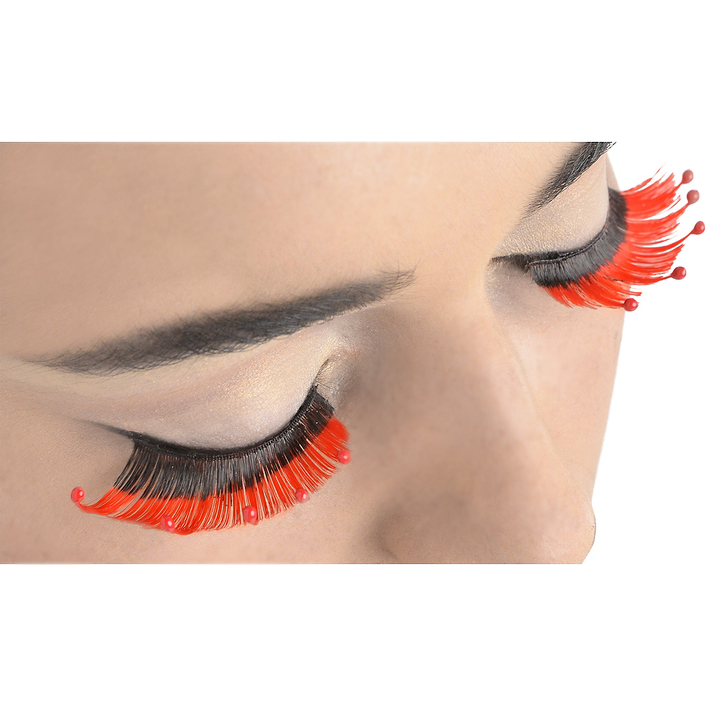Nav Item for Blood Drops False Eyelashes Image #1