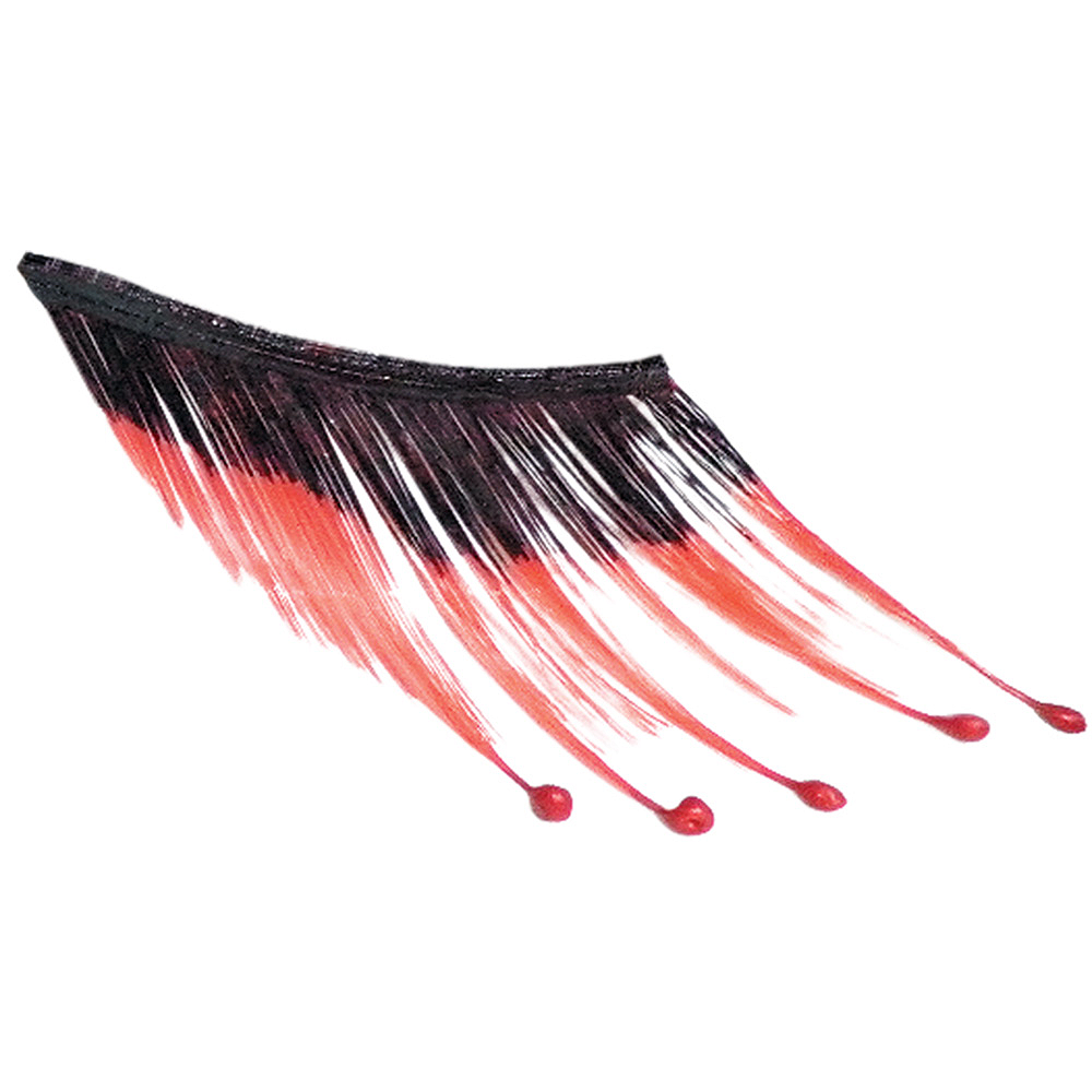Blood Drops False Eyelashes Image #2