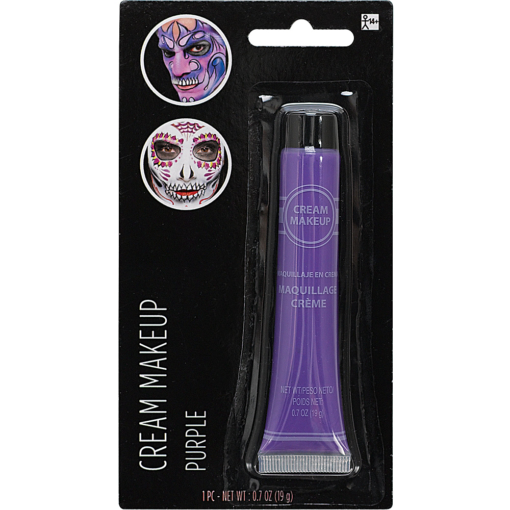 Purple Cream Makeup 0.7oz Image #1