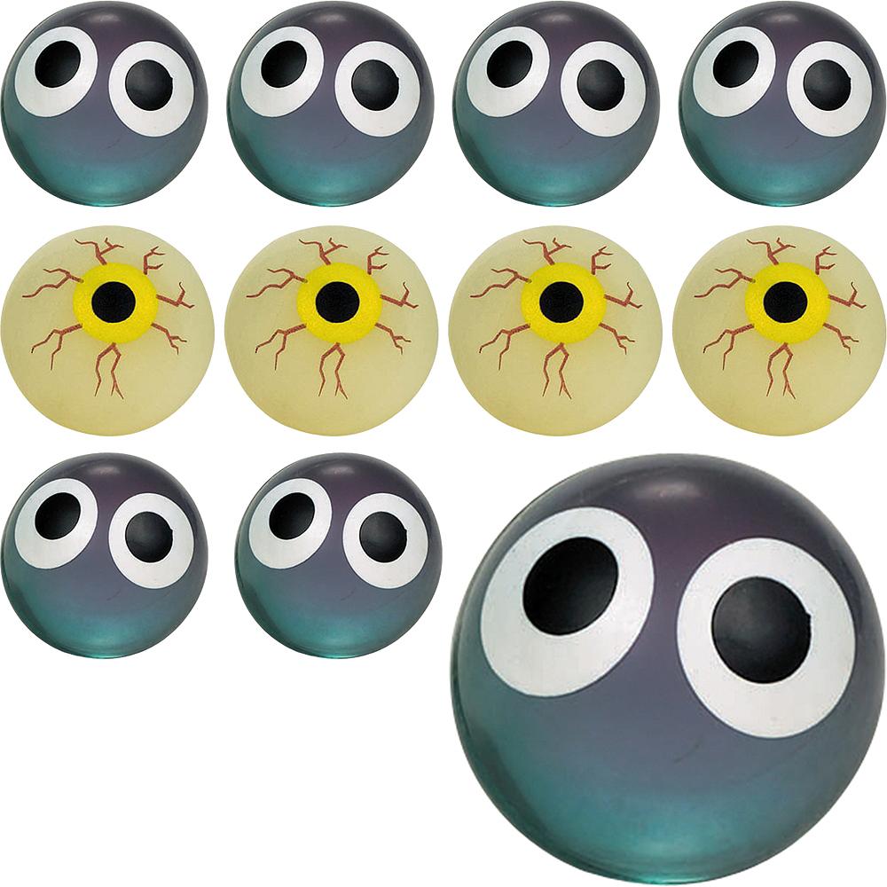Eye Bounce Balls 24ct Image #1