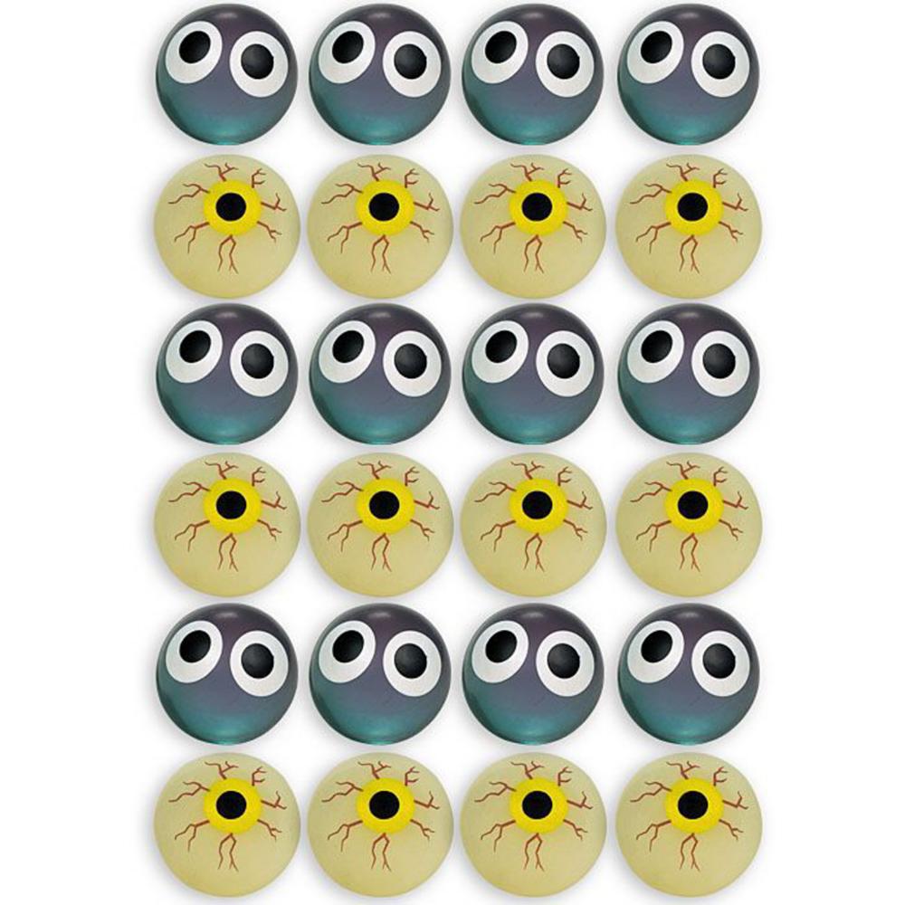 Eye Bounce Balls 24ct Image #2