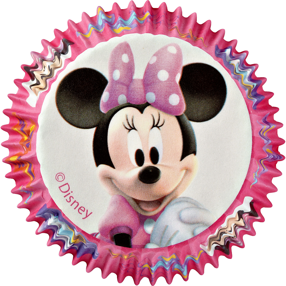 Wilton Minnie Mouse Baking Cups 50ct Image #2