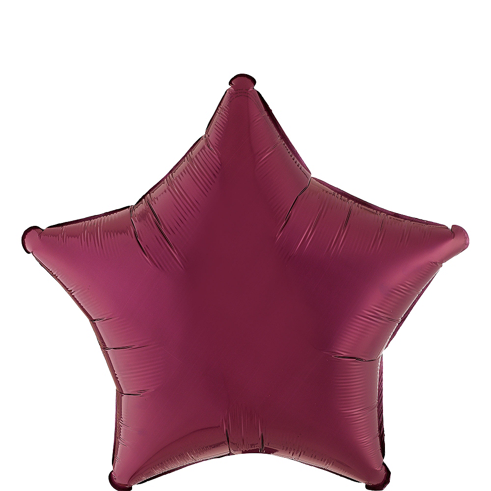 Berry Star Balloon, 19in Image #1