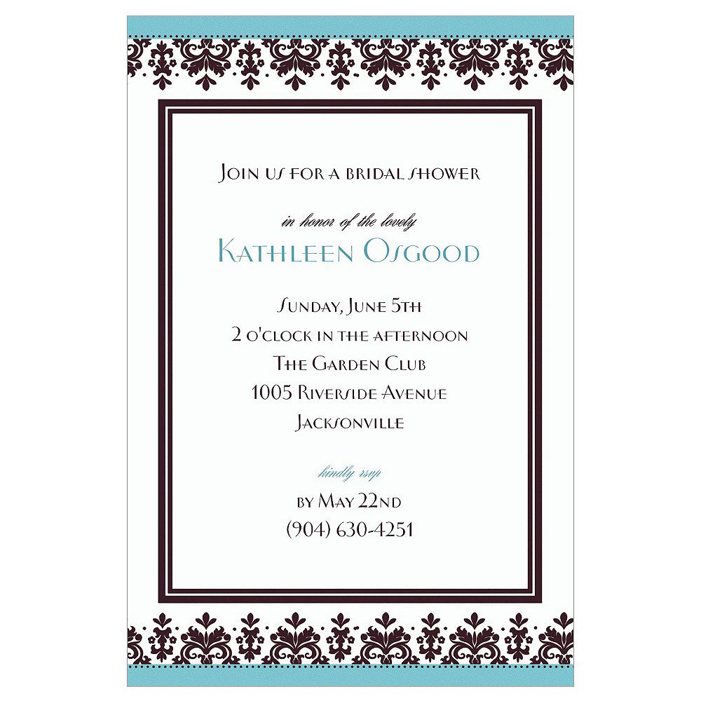 Custom Always & Forever Wedding Invitations Image #1