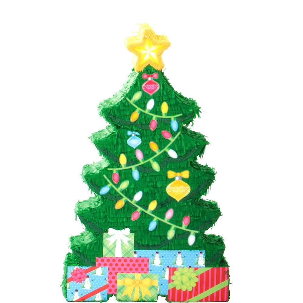 Giant Christmas Tree Pinata Image #1