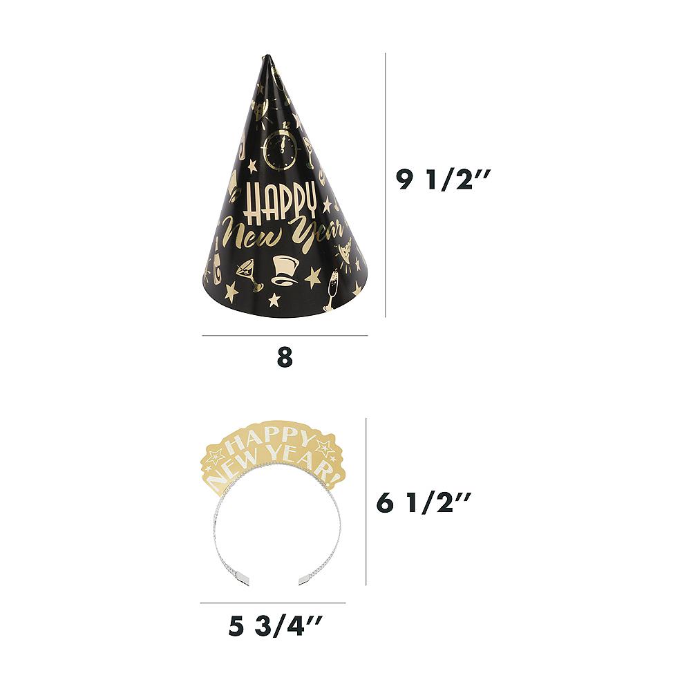 Kit For 25 - Elegant Eve New Year's Party Kit Image #4