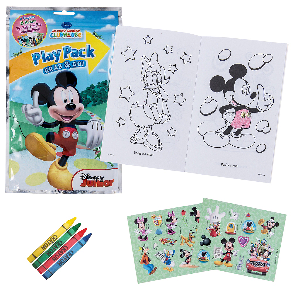 Nav Item for Mickey Mouse Activity Kit Image #1