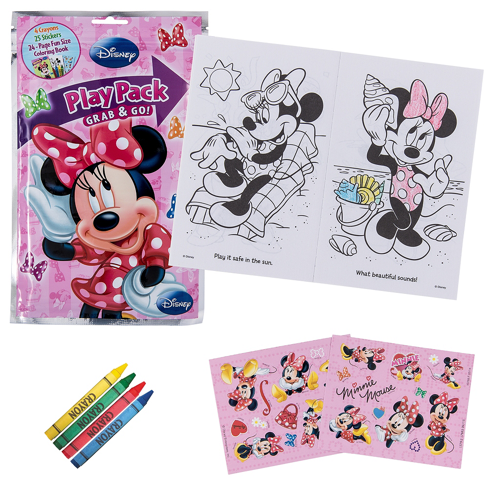 Nav Item for Minnie Mouse Activity Kit Image #1