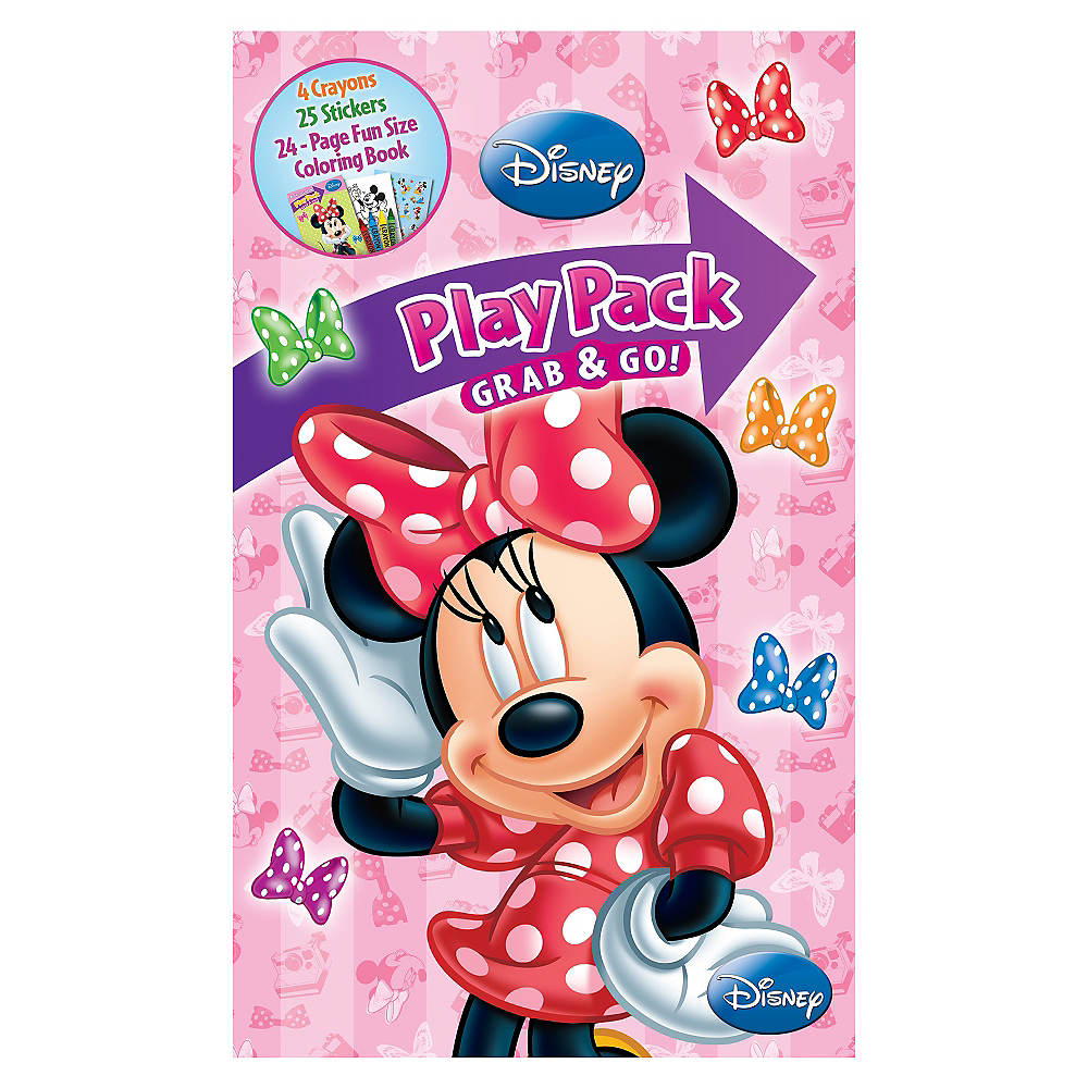 Minnie Mouse Activity Kit Image #2