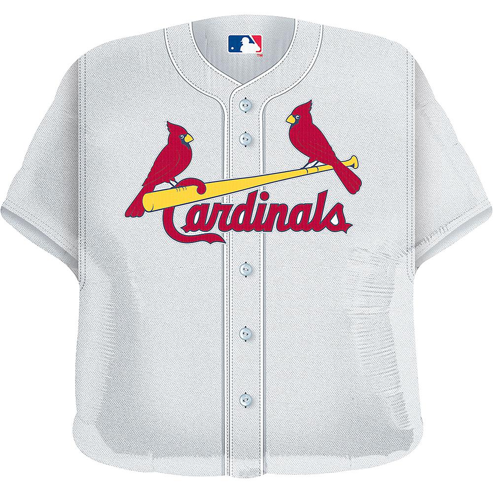 St. Louis Cardinals Balloon - Jersey Image #1