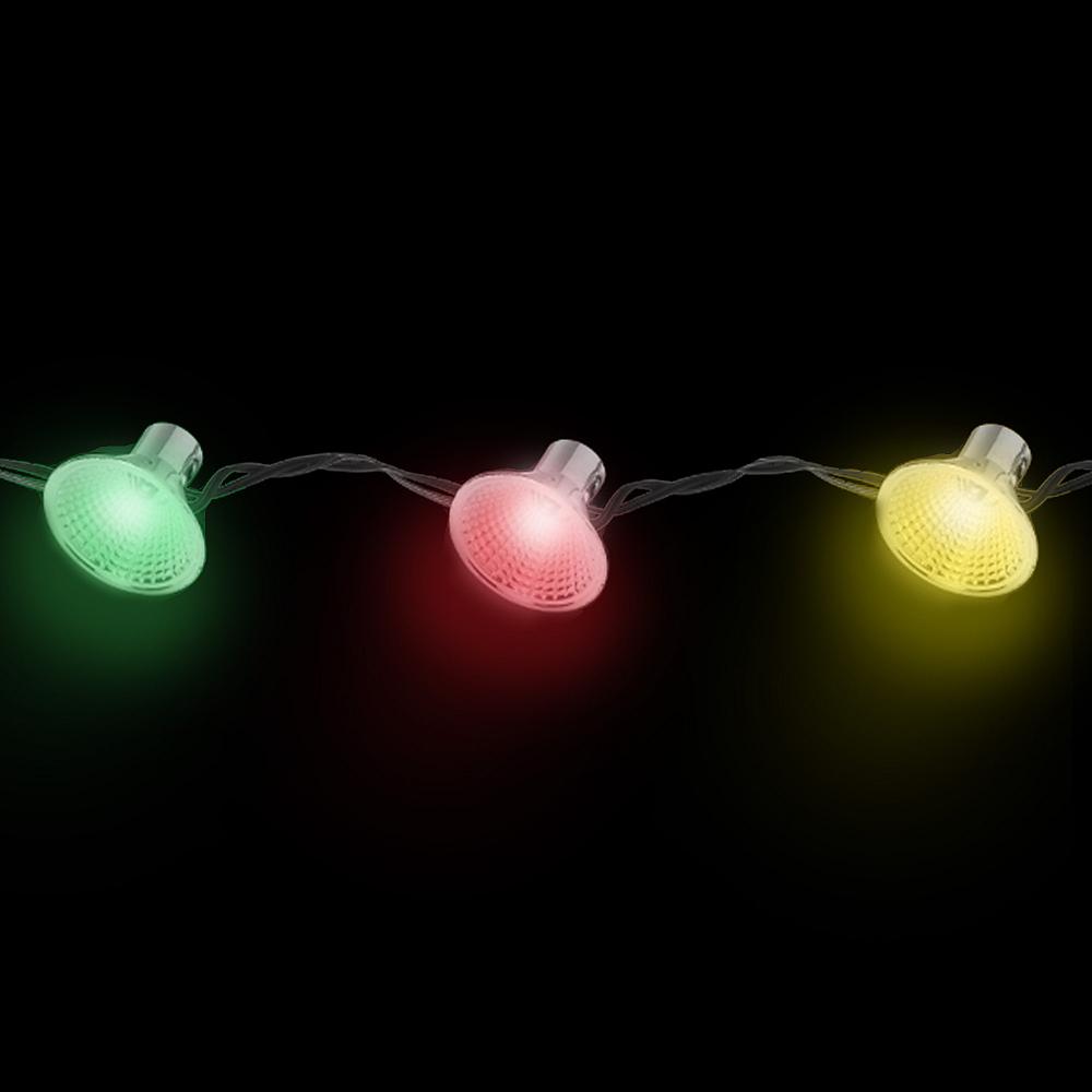 Rainbow Strobe String Lights Image #2