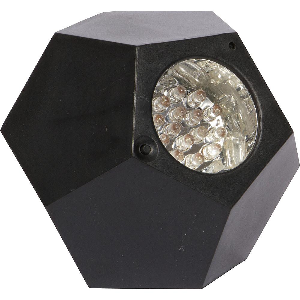 Black GEO LED Strobe Light