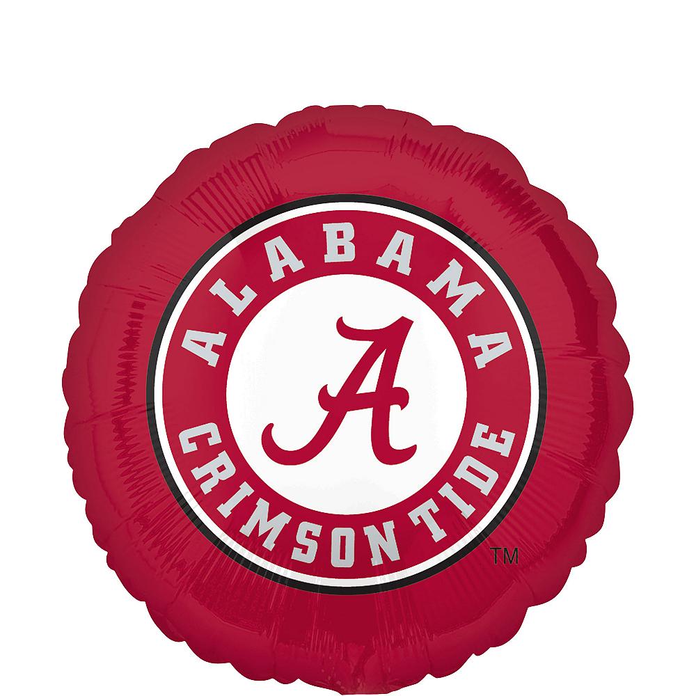 Alabama Crimson Tide Balloon Image #1