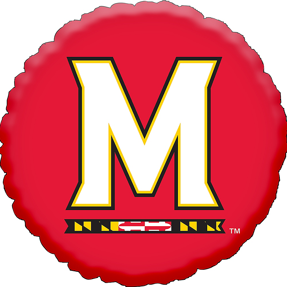Maryland Terrapins Balloon Image #1