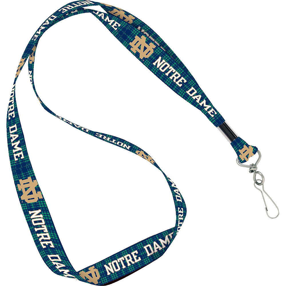 Notre Dame Fighting Irish Lanyard Image #1