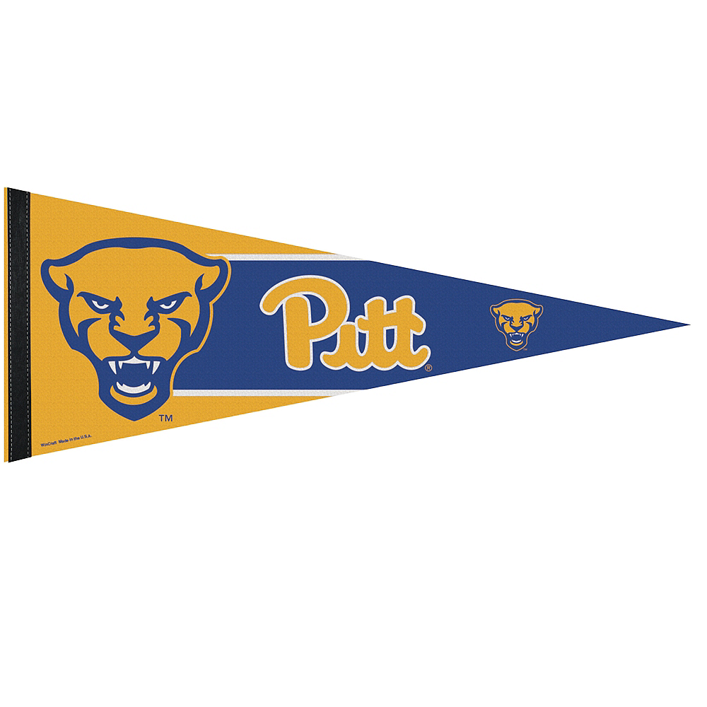 Pittsburgh Panthers Pennant Flag Image #1