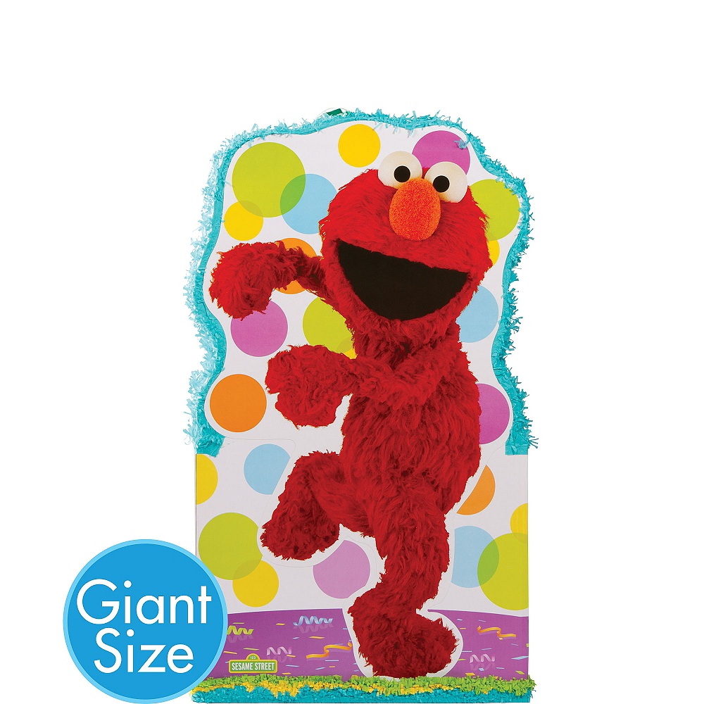 Nav Item for Giant Elmo Pinata Image #1