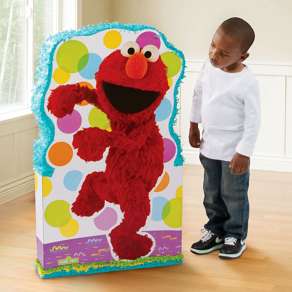 Nav Item for Giant Elmo Pinata Image #2