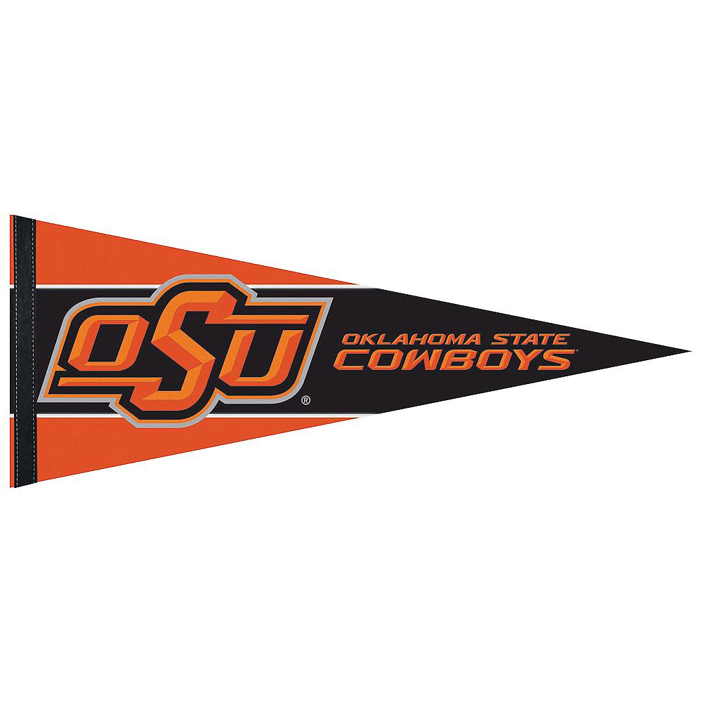 Oklahoma State Cowboys Pennant Flag Image #1