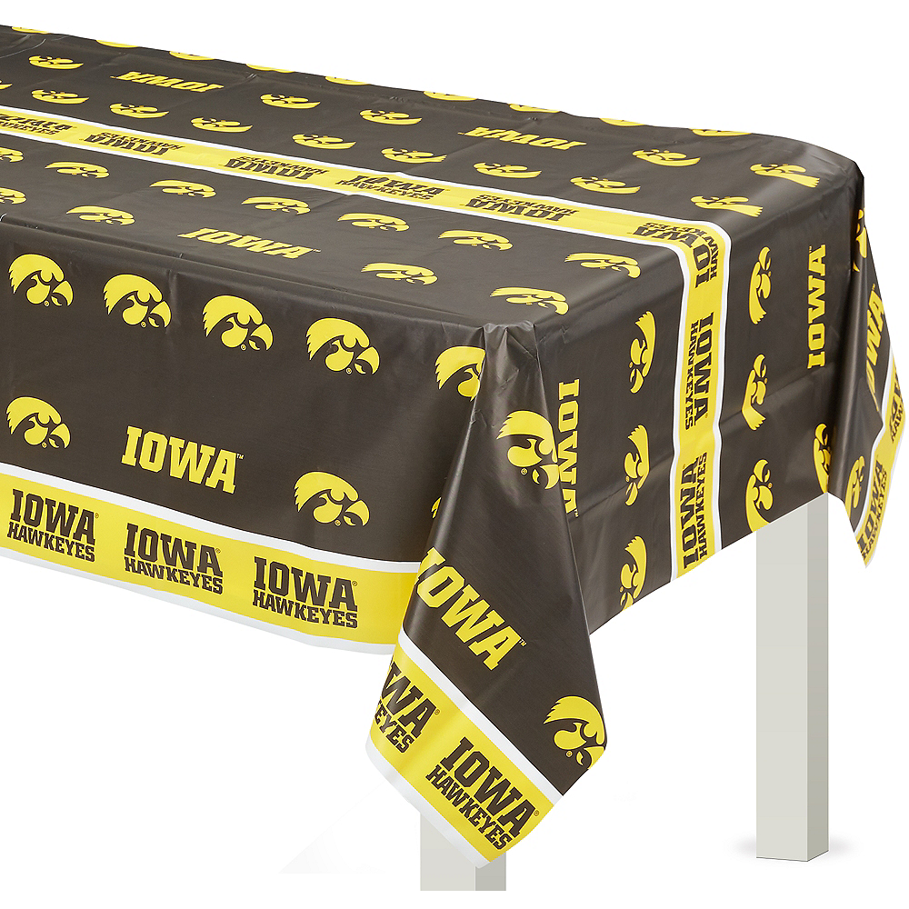 Iowa Hawkeyes Table Cover Image #1