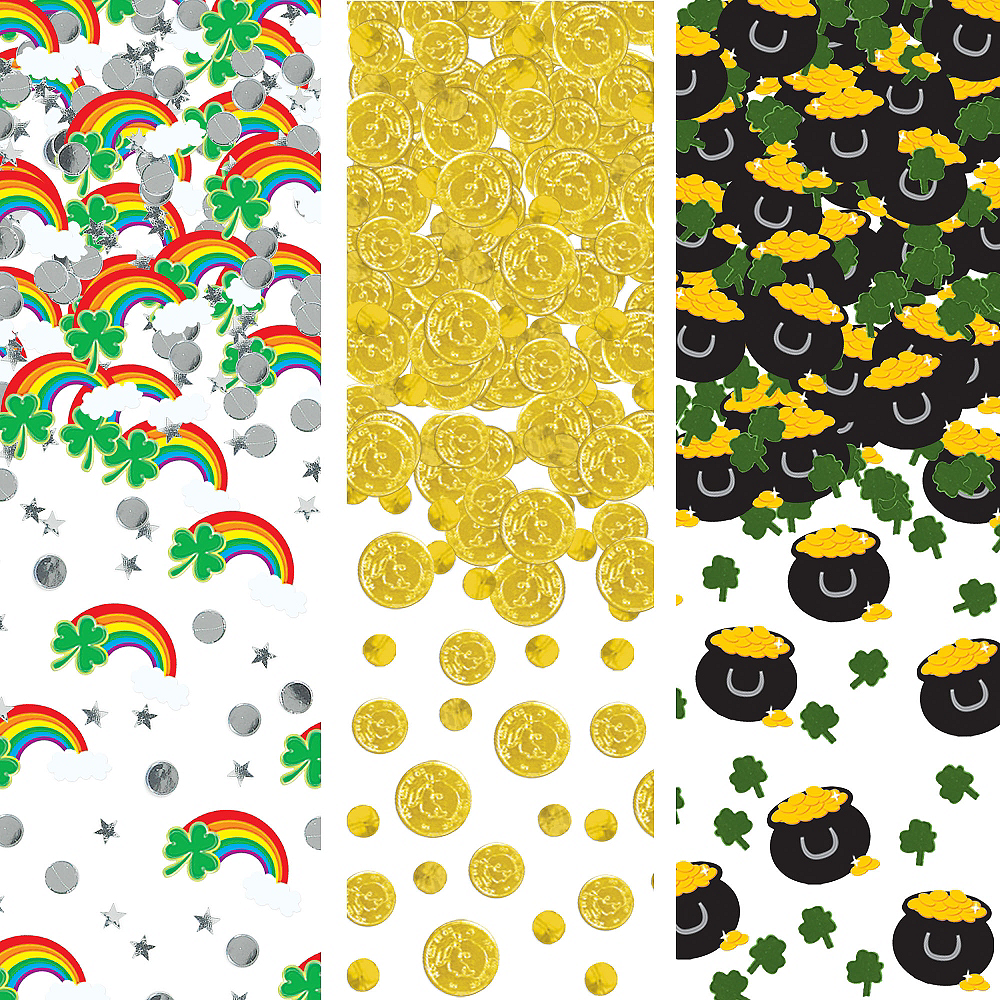 Nav Item for St. Patrick's Day Confetti Image #1