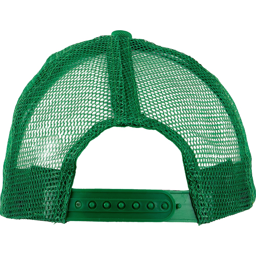 Nav Item for McDrunk O'Meter St. Patrick's Day Trucker Hat Image #2