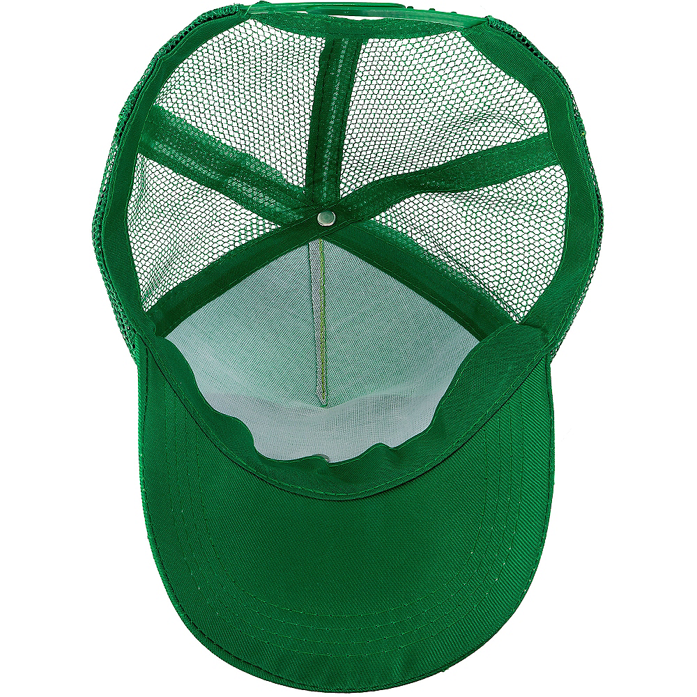 Nav Item for McDrunk O'Meter St. Patrick's Day Trucker Hat Image #3