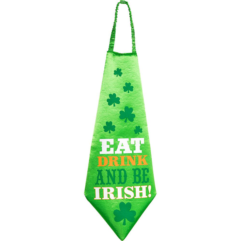 Jumbo St. Patrick's Day Tie Image #2